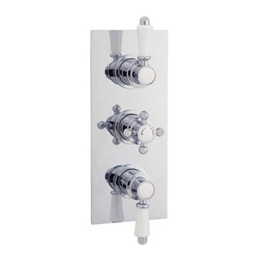 Butler & Rose Victoria Concealed Thermostatic Shower Valve with 2-Way Diverter