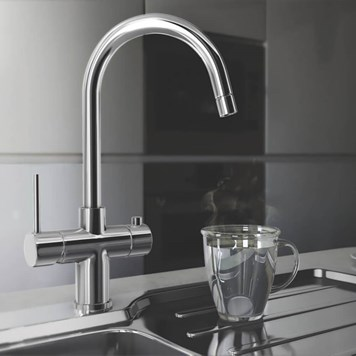 Carron Phoenix Seraphina 3-in-1 Boiling Water Tap
