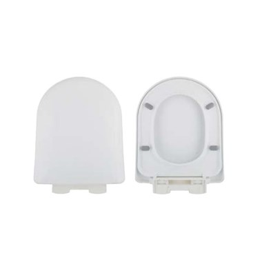 Quick Release Top Fix Seat for Petrel Close Coupled Toilet