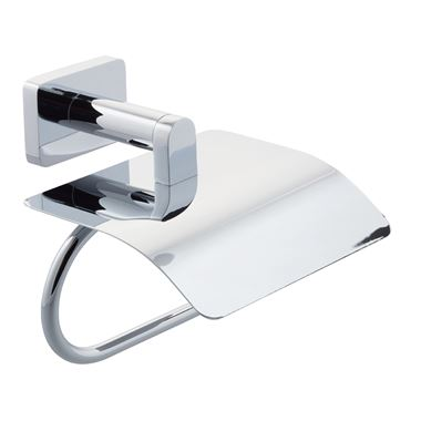 Balham Covered Toilet Roll Holder