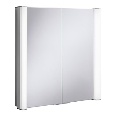 Bauhaus Duo 800 LED Mirror Cabinet
