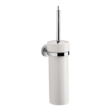 Crosswater Central Ceramic Toilet Brush Holder