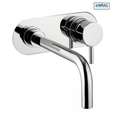 Crosswater Central Wall Mounted Basin Mixer