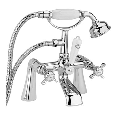 Sagittarius Churchman Bath Shower Mixer & No1 Kit