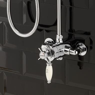 Sagittarius Churchman Exposed Thermostatic Shower Valve