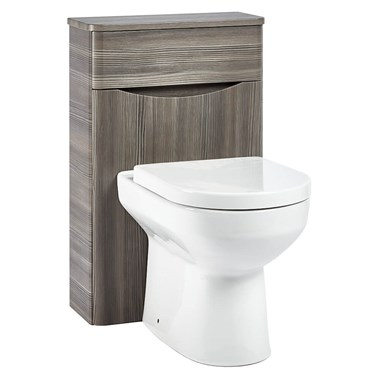 Harbour Clarity 500 WC Unit - Avola Grey