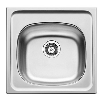 Clearwater E33 Single Bowl Satin Finish Sink