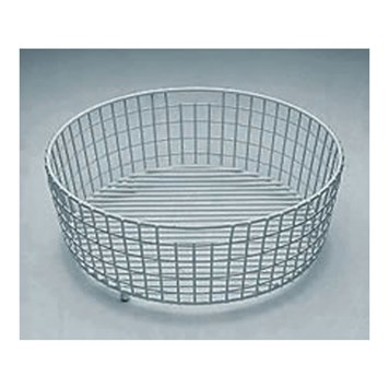 Clearwater Chrome Wire Basket for Oboe Single Bowl Sink