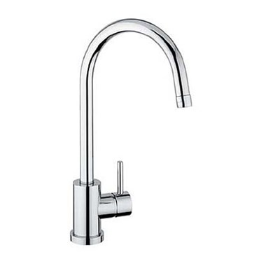 Clearwater Elmira Single Lever Mono Sink Mixer With Swivel Spout & Pull Out Aerator