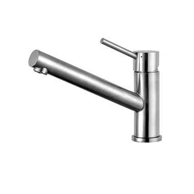 Clearwater Sirius Top Lever Stainless Steel Mono Kitchen Mixer