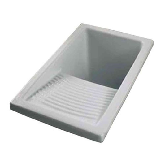 Gallery Item 2 Clearwater Small Laundry Sink
