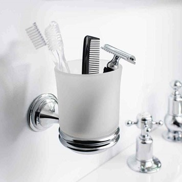 Crosswater Belgravia Tumbler Holder - Chrome