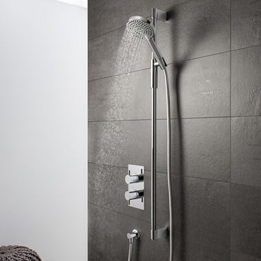 Crosswater Ethos Premium Shower Kit 2