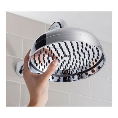 Crosswater Belgravia 200mm Easy Clean Shower Head