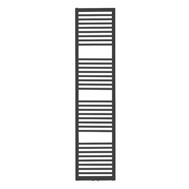 Crosswater Infinifty Heated Towel Rail - 1813 x 500mm - Matt Black