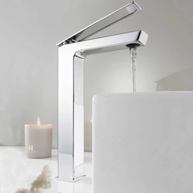 Crosswater KH Zero 3 Tall Mono Basin Mixer