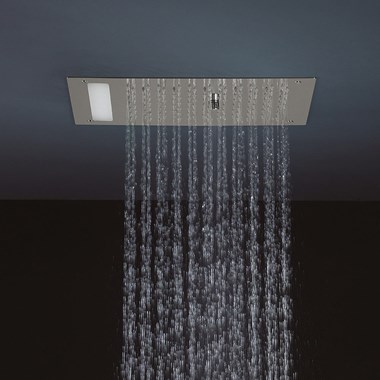 Crosswater Mini Revive LED Shower Head