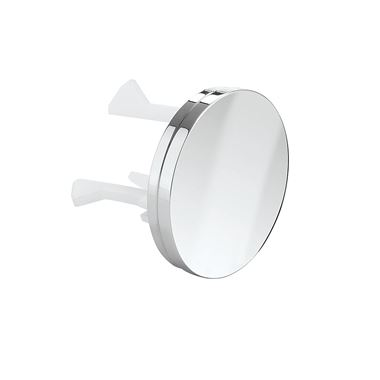 Crosswater MPRO Basin Overflow Cover - Chrome