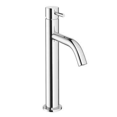 Crosswater MPRO Basin Tall Mixer Tap - Chrome