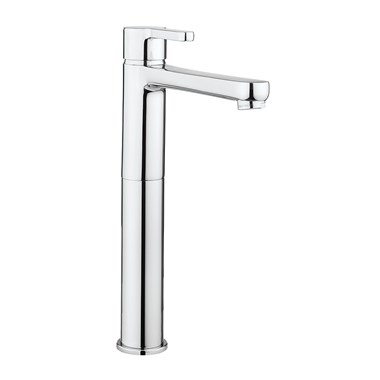 Crosswater Nova Tall Basin Mixer Tap - Chrome