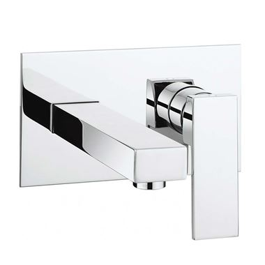 Crosswater Zion Concealed Wall Mounted Basin Mixer