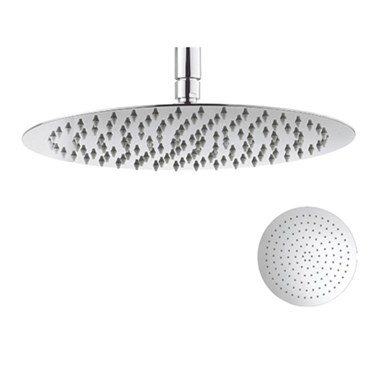 Crosswater Central 300mm Diameter Showerhead