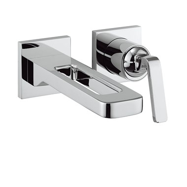 Crosswater KH Zero 1 Wall Mounted Basin Mixer