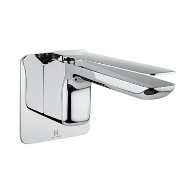 Crosswater KH Zero 2 Wall Mounted Basin Mixer