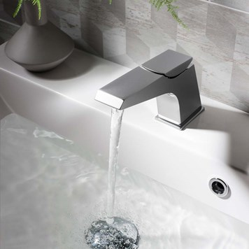 Crosswater Wedge Mono Basin Mixer