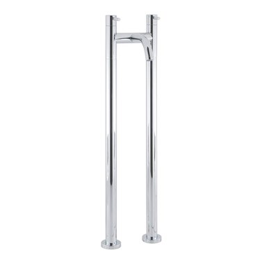Crosswater Design Floorstanding Bath Filler