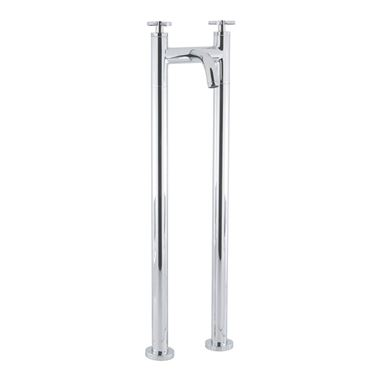 Crosswater Totti Floorstanding Bath Filler