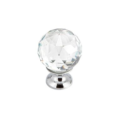 Butler & Rose Crystal Furniture Knob