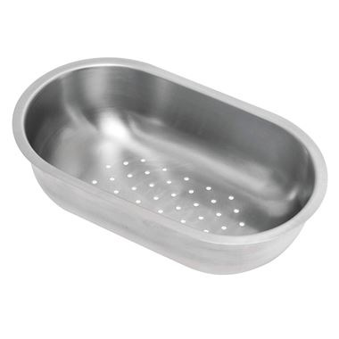 Caple Stainless Steel Strainer Bowl for Form 17 & 150 Kitchen Sinks