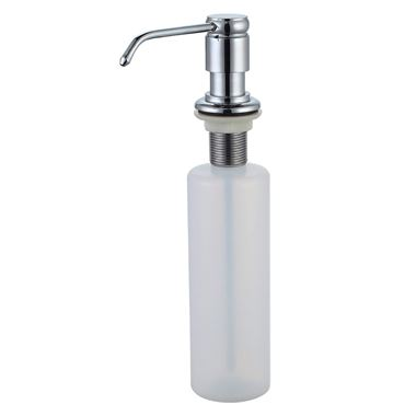 Caple Chrome Soap Dispenser