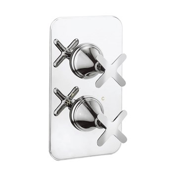 Crosswater Celeste Single Outlet Concealed Shower Valve