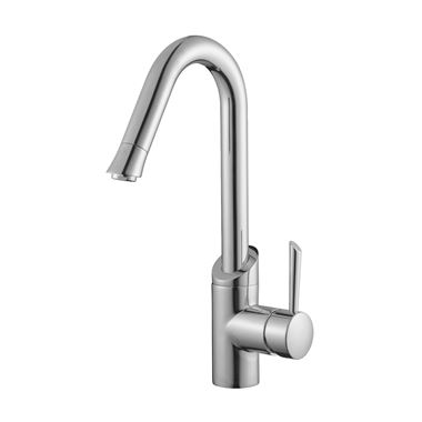 Vado Kori Single Lever Mono Kitchen Sink Mixer with Swivel Spout