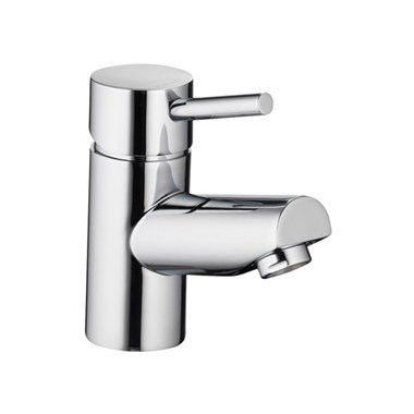 TW Curvo Small Basin Mixer