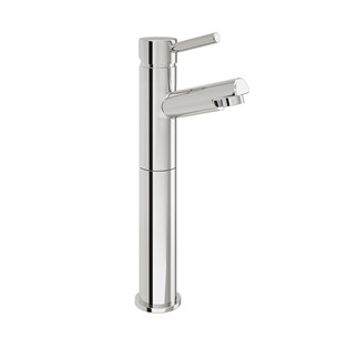 Vellamo Twist Tall Basin Mixer