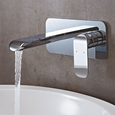 Phoenix Darling Wall Mounted Basin Mixer Tap