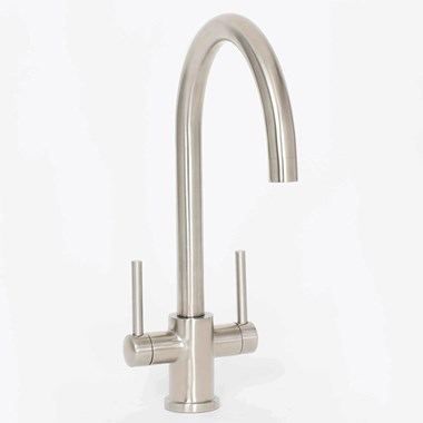 TW Dava Stainless Steel Kitchen Mixer Tap
