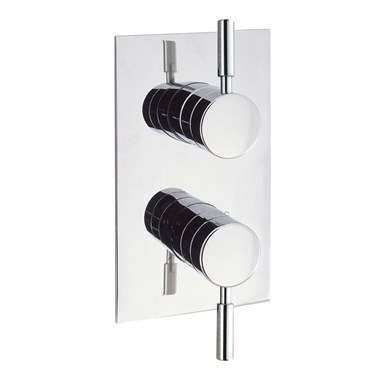 Crosswater Design Concealed Thermostatic Shower Valve