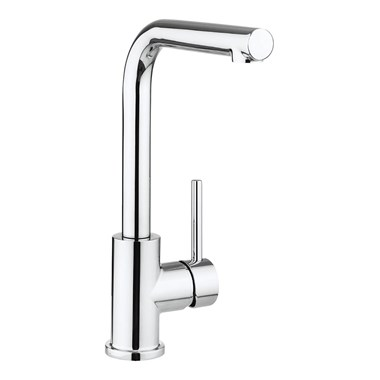 Crosswater Cucina Design Side Lever Mono Kitchen Mixer - Chrome