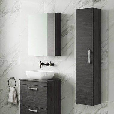 Slikovni rezultat za Bathroom Wall Cabinets