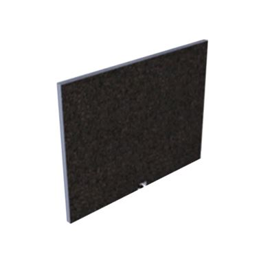 Drench Tileable Bath End Panel - 805 x 600mm