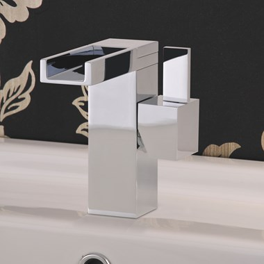 Mayfair Dream Mono Basin Mixer with Click Clack Waste