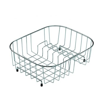 Clearwater Stainless Steel Wire Basket for Ocean 2 Sink