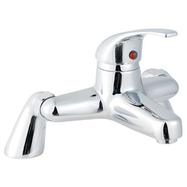 Premier D-Type Single Lever Bath Filler