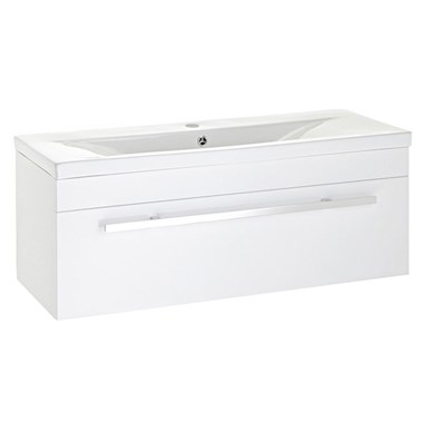 Premier Eden 1000mm Wall Mounted Furniture Unit