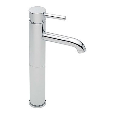 Sagittarius Ergo Tall Basin Monobloc Mixer with Clicker Waste