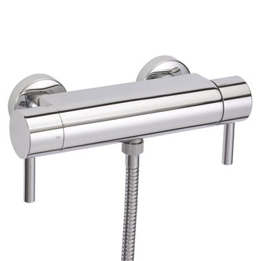 Sagittarius Ergo Exposed Thermostatic Shower Valve